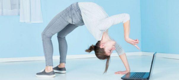 Promozione e utilizzo di attività salutari sul posto di lavoro